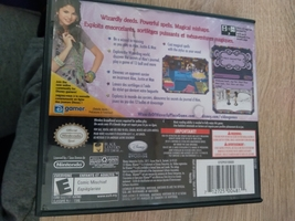 Nintendo DS Disney Wizards Of Waverly Place image 2