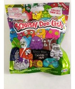 Squish-Dee-Lish Wacky Series 3 Mystery Pack - Slow Rise Squishy ~ Lot Of... - $24.99