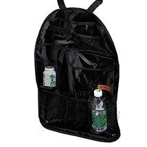 PANDA SUPERSTORE Bags Hang The Bag Storage Box Seat Back Car Back Bags Debris