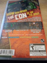 Sony PSP The Con image 3