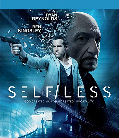 Selfless [Blu-ray]