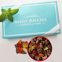 Andy Anand Milk Chocolate Covered Gummy Bear Gift Box 1 lbs Free Air Shipping - $22.84