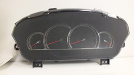 09 10 11 2009 2010 2011 CADILLAC STS INSTRUMENT CLUSTER 20827562 (29k mi... - $41.00