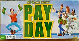 Payday Board Game 2011 Classic Edition Parker Brothers Complete Pay Day  - £14.27 GBP