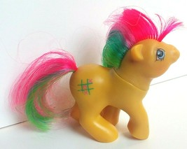 Vintage My Little Pony, Baby Tic Tac Toe, First Tooth, Hasbro 1987, Gene... - $23.76
