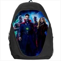 backpack bookbag avengers doctor strange drax - $41.00