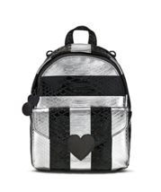 NWT Victoria's Secret Luxe Python Stripe Mini City Backpack - FREE SHIP ... - $36.76