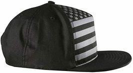 Dope Couture Pledge Legion USA Weed Marijana Stars Stripes Flag Snapback Hat image 5