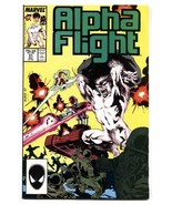 ALPHA FLIGHT #51 MARVEL-MUTANTS 1st JIM LEE art nice NM- - $18.62