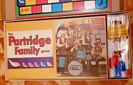 SEALED 1971 The Partridge Family Board Game Vintage Milton Bradley Unpun... - $84.11