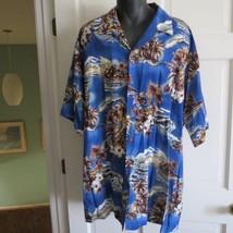 Hilo Hattie SS Hawaiian Aloha Shirt Size 3XL XXXL  New wo Tags. Never wo... - $38.61