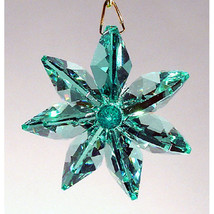 Crystal Colored Daisy Ornament image 11