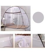 Portable Folding Mosquito Net for Bed Pop-up Anti Mosquito Net Bed Guard... - $26.72