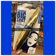 Maybelline The Colossal Big Shot Mascara #229 Boomin' in Blue Shayla Col... - $4.99
