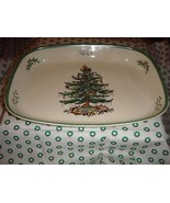 """Spode Christmas Tree Imperial 14."""" Cookware Roaster - $42.99"""