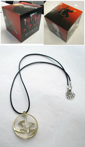 Hitman Limited Promo Game Store Display Box 30 x 30 cm & Pendant Necklace - $16.82