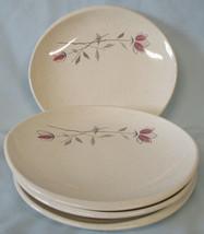"Franciscan Duet Bread or Dessert Plate 6 1/2"" Set of 4 - $24.64"