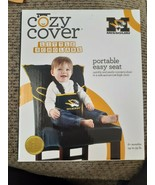 Missouri Tigers Childrens Portable Easy Seat Polyester Adjustable Lightw... - $19.59