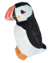 Wild Republic Audubon Birds Atlantic Puffin Plush with Authentic Bird So... - $11.22