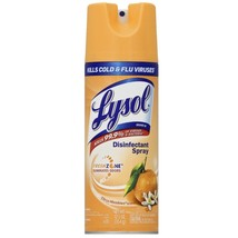 Lysol Disinfectant Spray, Citrus Meadows, 12.5 Ounce - $10.23