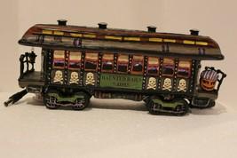 Dept 56 Snow Village Halloween - Haunted Rails Passenger Car - #808992 - $59.95
