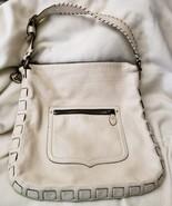 Coach 11374 65 Anniversary Thompson XL Hobo Off White Handbag - $99.00