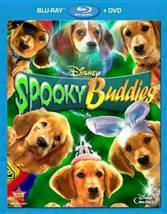 Disney Spooky Buddies [Blu-ray + DVD]