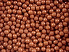 Sixlets - Brown, Unwrappped, 5 lbs - $26.23