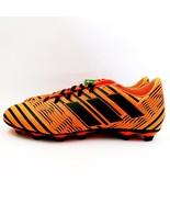 New Adidas Nemeziz 17.4 FXG Pyro Storm Soccer Cleats Mens Size 9.5 - $79.99