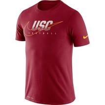 USC Trojans Mens Nike Dri-Fit Cotton Facility T-Shirt - XXL - NWT - $24.11
