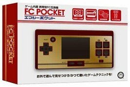 FC POCKET Portable Famicom Console Columbus Circle Nintendo non-official - $94.54