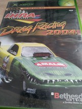 MicroSoft XBox IHRA MotorSports Drag Racing 2004 image 1
