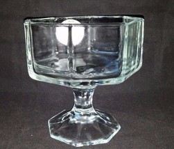 Indiana Glass Compote X Large Dessert Sundae Ca... - $3.99