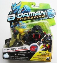 B-Daman Crossfire THUNDER BEARGA 2013 Action Figure Blaster New HASBRO USA - $36.53