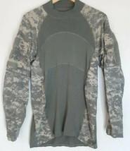 Acu Massif Medium Digital Camo Army Combat Shirt Acs. - $19.80