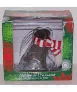 ADORABLE SANDICAST CHOCOLATE LABRADOR RETRIEVER CHRISTMAS TREE ORNAMENT ... - $18.50