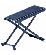 Stage Rocker Powered By Hamilton SR360300 Guitar Foot Rest - Black Musical - $23.74