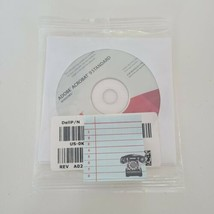 Adobe Acrobat 9 Standard for Windows -- Disc & Serial Number SEALED - $98.95