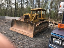 1968 Caterpillar D6C For Sale in New Paltz, New York 12561 image 2