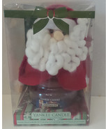 YANKEE CANDLE Christmas Eve Santa Cozy JCPenney Exclusive Set New Old Stock - $21.21