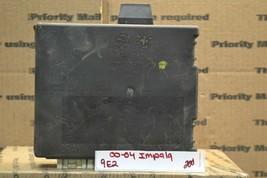 00-04 Chevrolet Impala Body Control Module BCM Unit 1541846L 200-9E2 - $24.99