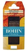 Bohin Betweens Hand Needles, Size 9, 20 Per Package - $6.63
