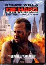 DVD - Die Hard With A Vengeance - $9.95