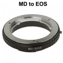 Minolta MD MC Mount Lens to Canon EOS Camera Adapter UK Seller - $19.32
