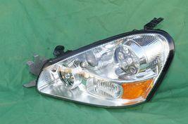 05-06 Infiniti Q45 F50 HID XENON Head Light Headlight Lamp Driver Left LH image 4