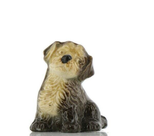 Whimsies Wade England Miniature Dog Canadian Mongrel Puppy
