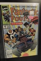 #337 Fantastic Four 1990 Marvel Comic Book D919 - $3.36