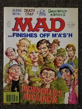 Vintage Mad Magazine October 1982 - $7.39
