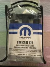 Chrysler Dodge Jeep Ram New Car Care Cleaner Kit with Bag Mopar Factory Oem  - $14.99