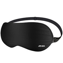 JEFlex Natural Silk Sleep Mask Blindfold, Super-Smooth Eye Mask - $6.98